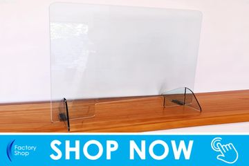 the Sneeze Guard F is a best seller sneeze screen in our sneeze guard and perspex screen online shop