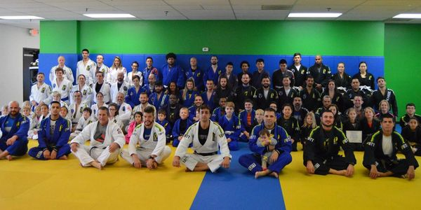 Brazilian Top Team North Dallas  Jiujitsu