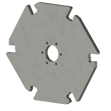 MT2 stump grinder wheel