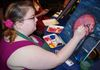 Erica Richmond Birthday Celebration powered by Eat Drink Paint at GameWorks