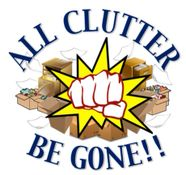All Clutter Be Gone