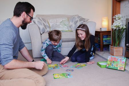 Nothing beats family board games as a way of having fun together!