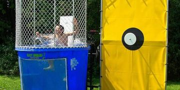 Dunk Tank, Event Planning, Party Rentals, Charlotte, NC