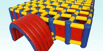 Maze, Bounce House, Event Planning, Party Rentals, Charlotte, NC