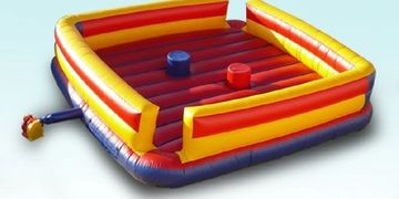 Joust, Bounce House, Event Planning, Party Rentals, Charlotte, NC