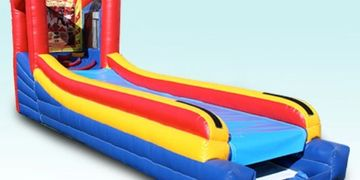 Skee-ball, Bounce House, Event Planning, Party Rentals, Charlotte, NC