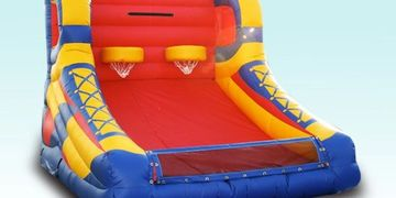Basketball, Bounce House, Event Planning, Party Rentals, Charlotte, NC