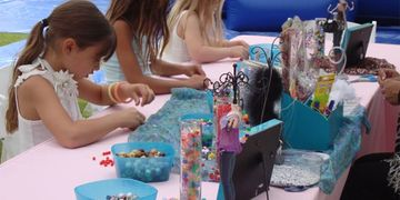 Jewelry Making, Event Planning, Party Rentals, Charlotte, NC