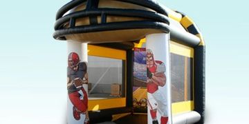 Football Toss, Bounce House, Event Planning, Party Rentals, Charlotte, NC