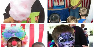 Company Picnic, Kids Patry, Event Planning, Party Rentals, Charlotte, NC