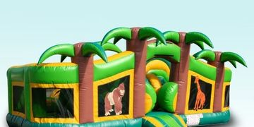 Toddler Playhouse, Bounce House, Event Planning, Party Rentals, Charlotte, NC
