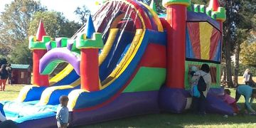 Slide, Bounce House, Combo, Event Planning, Party Rentals, Charlotte, NC
