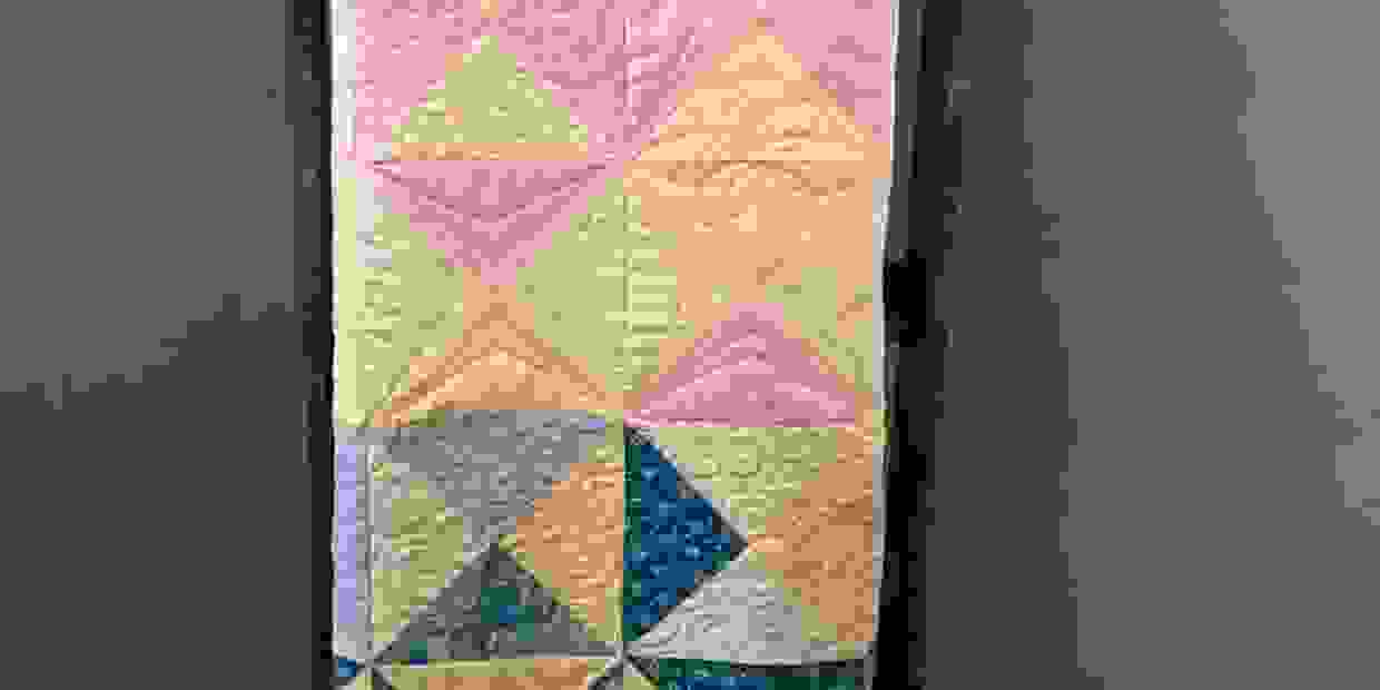 Beautiful Quilt  Auction Nov 27 - Dec 6