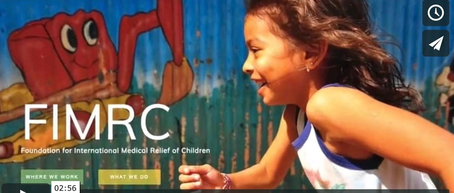Foundation for Internationa Medical Relief of Children