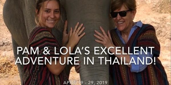 In April 2019, Pam and Lola spent a couple days at Nikki's Place in Chaing Mai, Thailand.