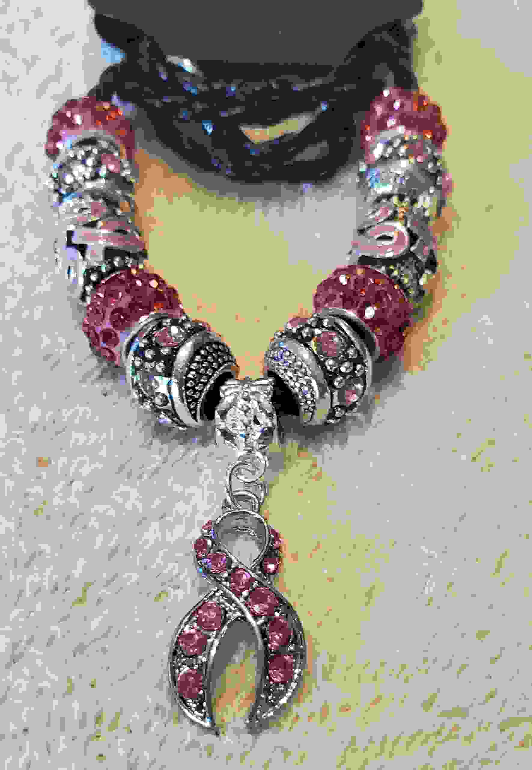 Breast Cancer survivor, breast cancer jewelry