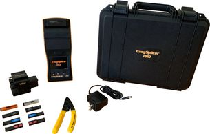 EasySplicer Pro bundle SOC optimized firmware, special hardened  case. For splicing professionals