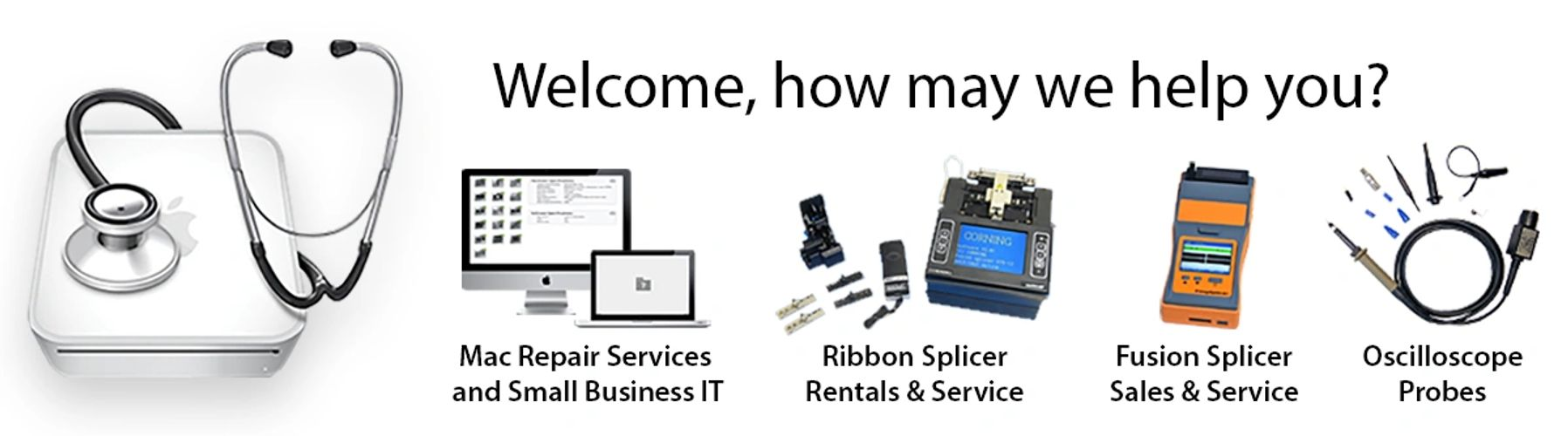 Tyrosys Apple Authorized Mac Repair Services Fusion Splicer Sales Service Rental Oscilloscope Probes