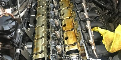 N54 valve cover gasket replacement in seattle  N55 valve cover gasket replacement in seattle