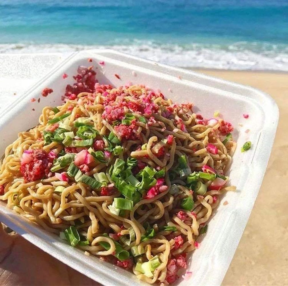 Home to the best Fried Noodles on the island!