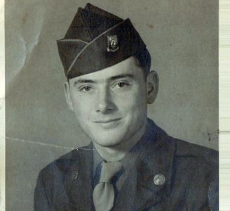 Grandpa Bill's WWII photo