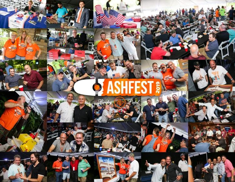 Great Collage of Ashfest 2019