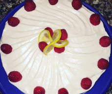 #cheesecake #whitechocolatecheesecake #raspberrycoulis