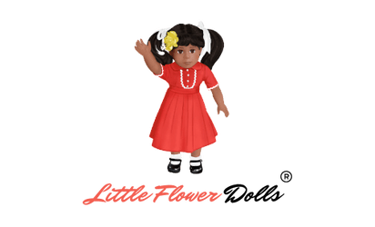 LITTLE FLOWER DOLLS®