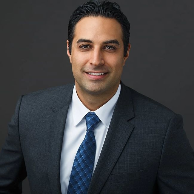 Attorney Ramin Hariri, San Diego Personal Injury Lawyer