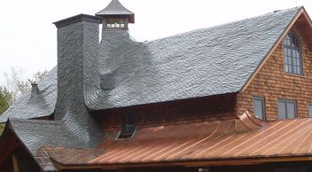 Wild Slate Roofing