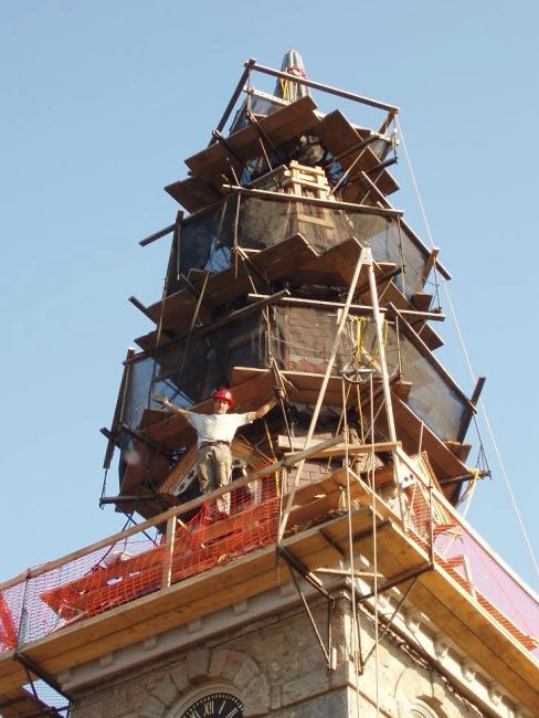 Historic Tower Restoration Services