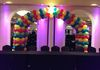 Layer Balloon Arch