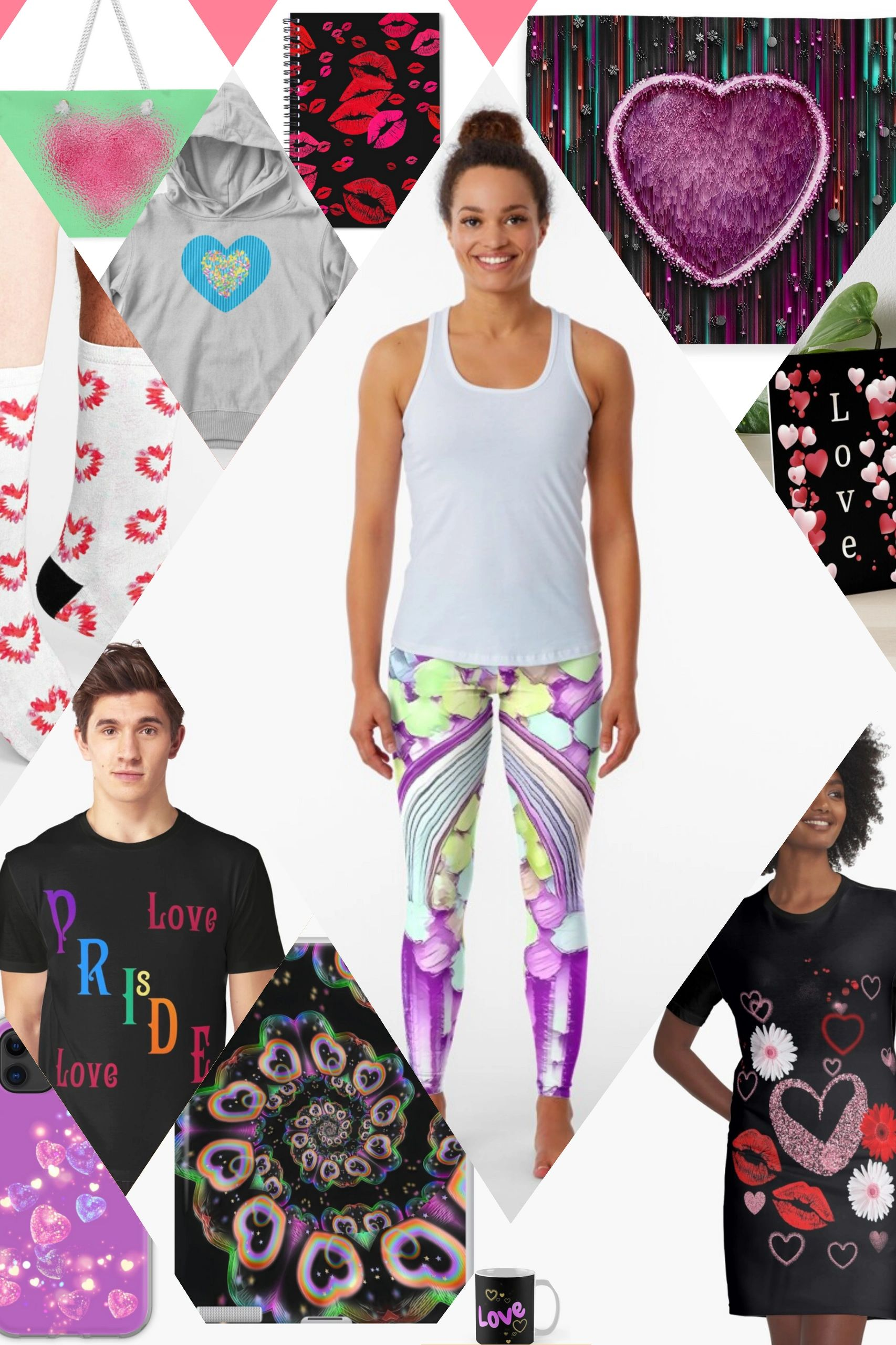 Roanemermaid's Valentine's Day Gift Guide For Everyone