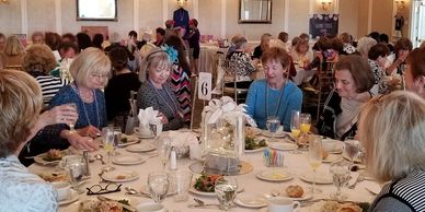 Luncheon at New Seabury Country Club