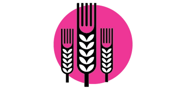 Wheat, icon, pink