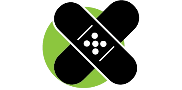 bandaid, health, icon, green