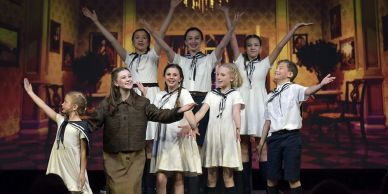 The Sound of Music, von Trapps, Maria, Do-Re-Mi