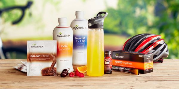 various isagenix products