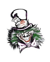 5befa09e4 Twisted Mad Hatter Tattoo - Tattoo, Piercing