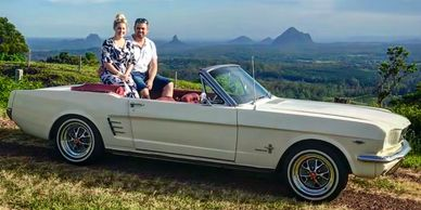 We not only offer Sunshine Coast Airport Transfers but also tours of the Hinterland