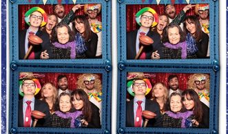 Bar mitzvah photo booth rental