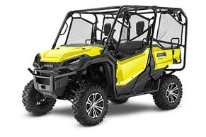 PIONEER 1000-5 DELUXE $18,199 LED headlights Standard Features 999cc engine DCT transmission