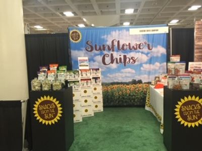 SUNFLOWER CHIPS MAKES BIG IMPRESSION AT FANCY FOODS SHOW 2020
