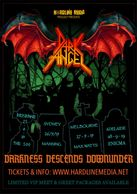 Dark Angel Australia australian tour Darkness Descends down under 2019 hardline media gene hoglan