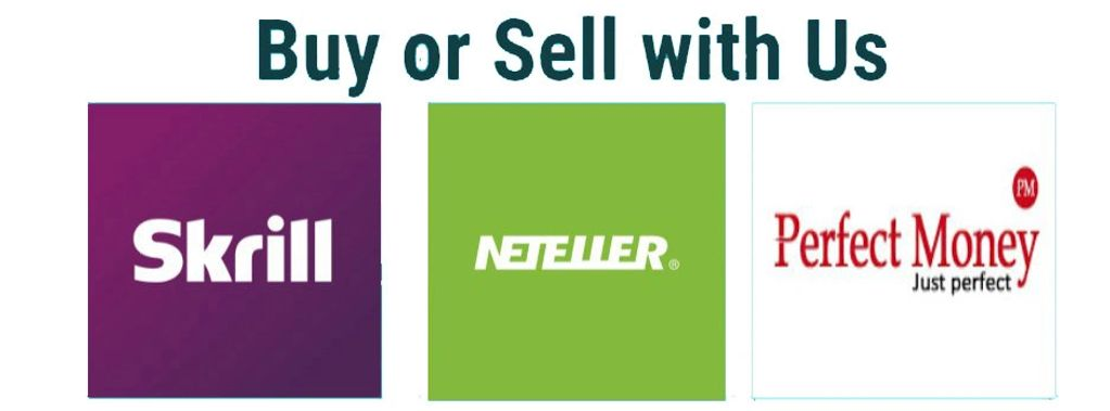 BUY SELL EXCHANGE NETELLER/SKRILL/PERFECT MONEY/BITCOIN/ASTROPAY