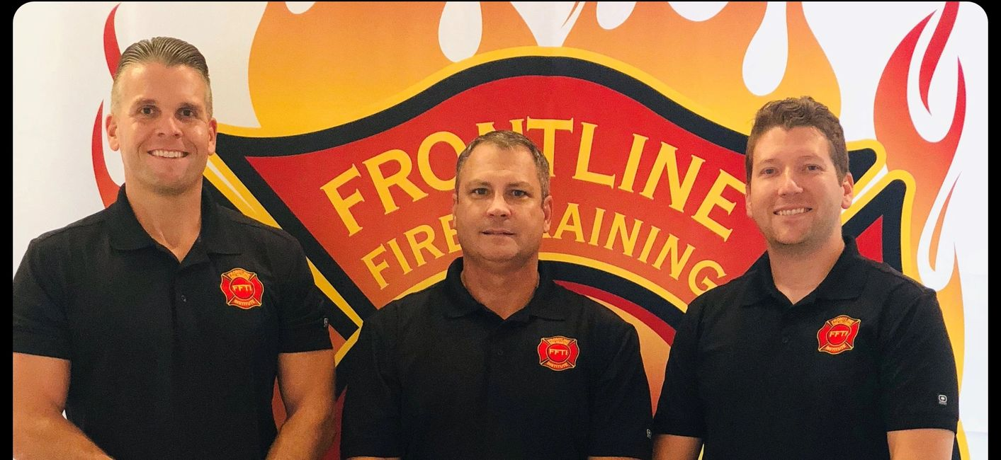 Frontline Fire Training Institute Team Members