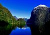quiet and peaceful  in Doubtful sound