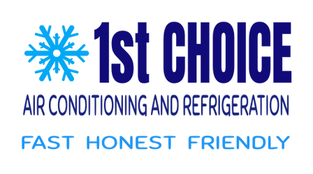 1st CHOICE AIR CONDITIONING AND REFRIGERATION