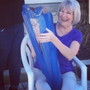 Artz for the Harp - Harp Music Lessons, Music Enrichment Program
