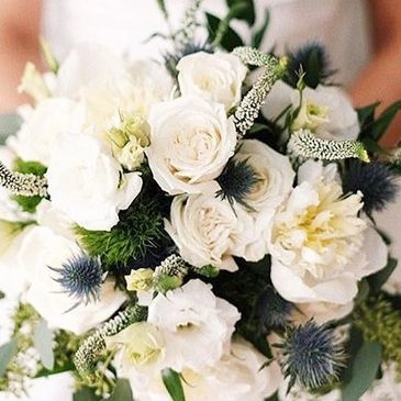 Bridal bouquets are with you throughout your whole wedding day! Make sure you love it.
